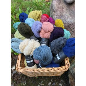 ISAGER - Tvinni & Tvinni Tweed - 100% Merino Lammeuld